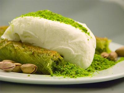 Türkiye'nin Dondurma Üretim Merkezi